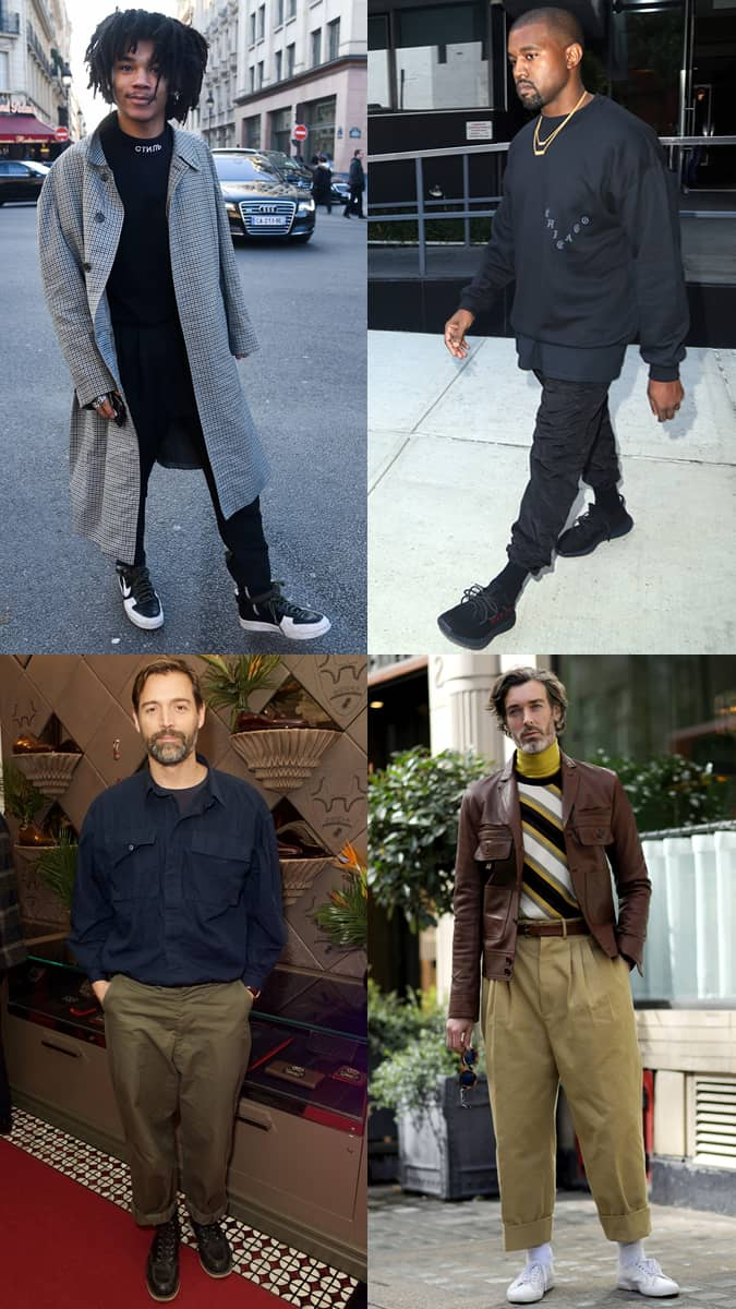 Celebrities Wearing The Oversized Trend