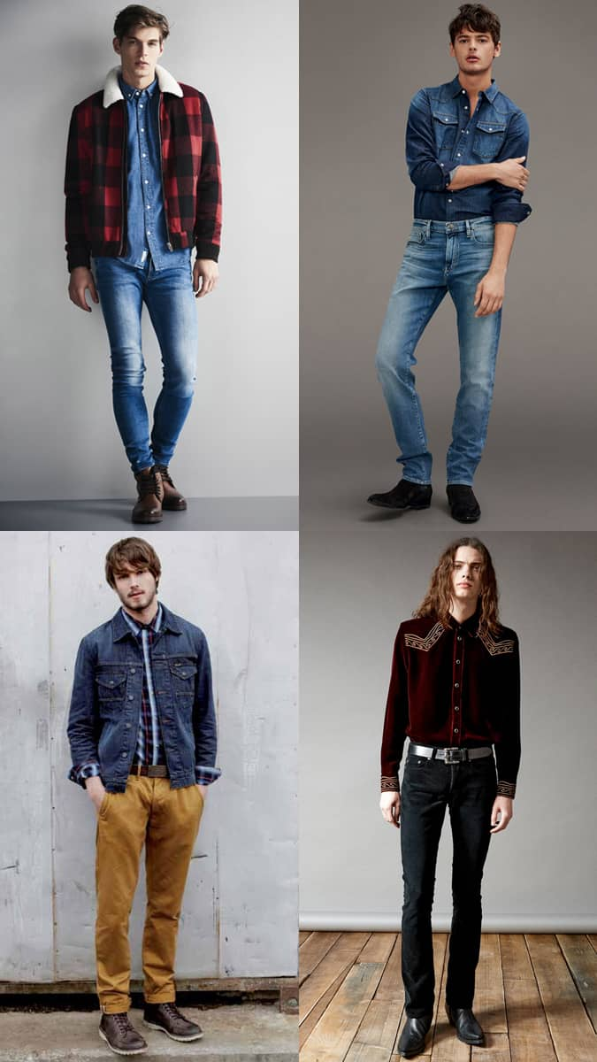 How To Wear The Western Trend