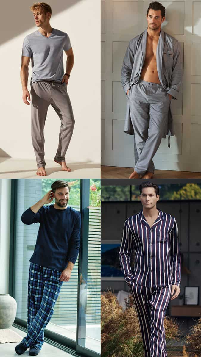 Stylish Pyjamas For Men