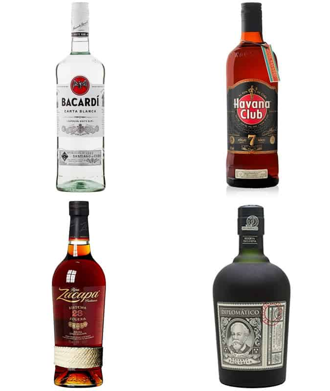 The Best Spanish Rums