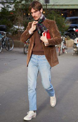 Paris Fashion Week Men's: The Best Street Style Looks AW19