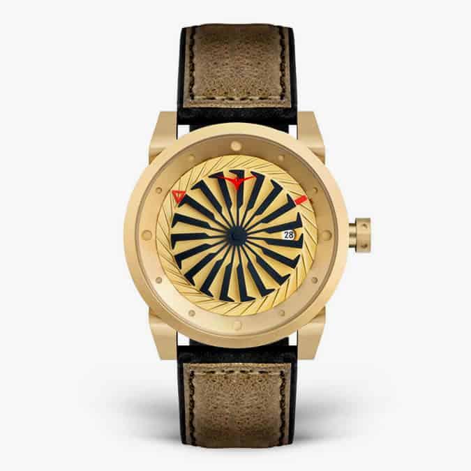 Zinvo BLADE GOLD Watch