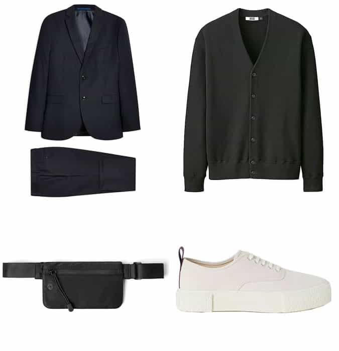 High fashion tailoring on the high street