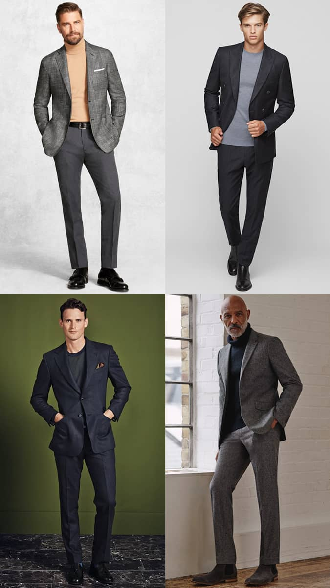 Tailored outfit ideas for Valentine's Day