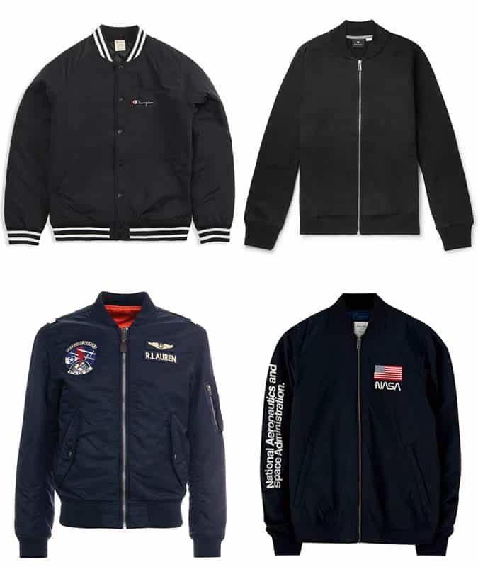 The best bomber jackets for men