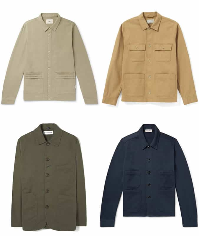 The best chore jackets for men