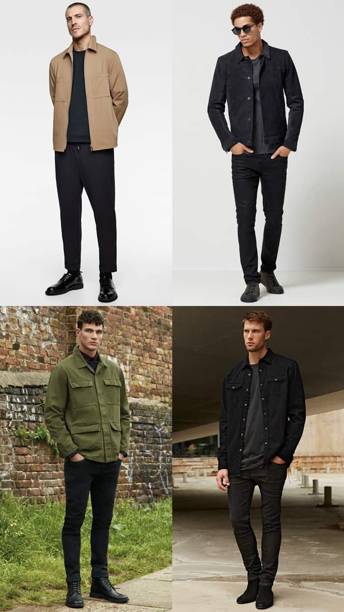 Club Outfits For Men