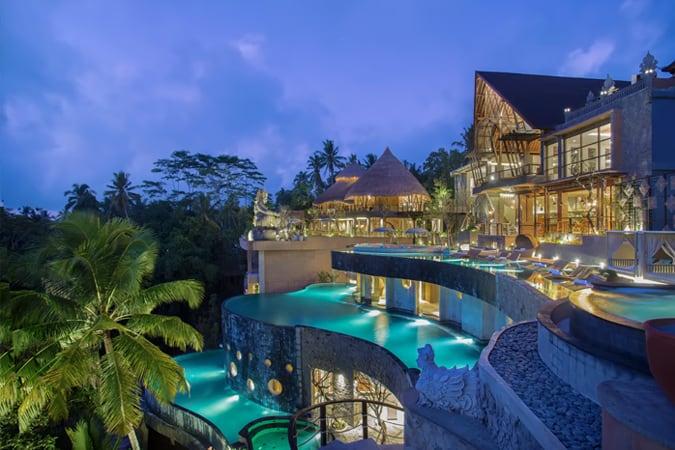 Wanna Jungle Pool and Bar