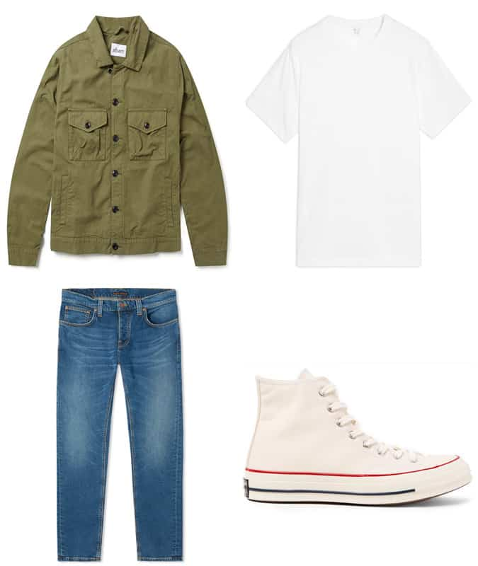 How To Wear Converse All Stars