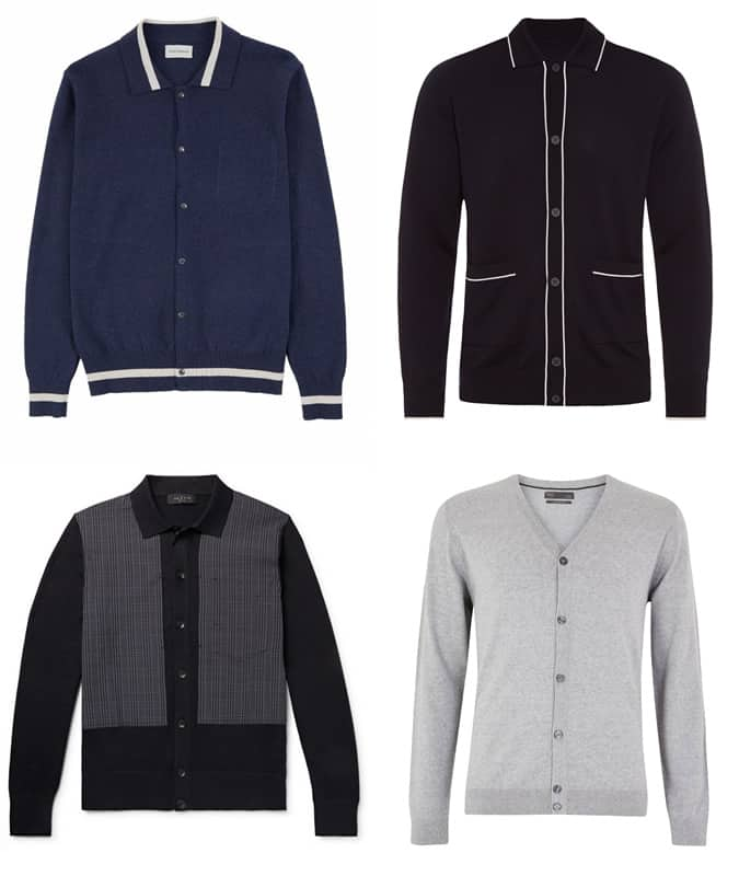 Best lightweight cardigans for men