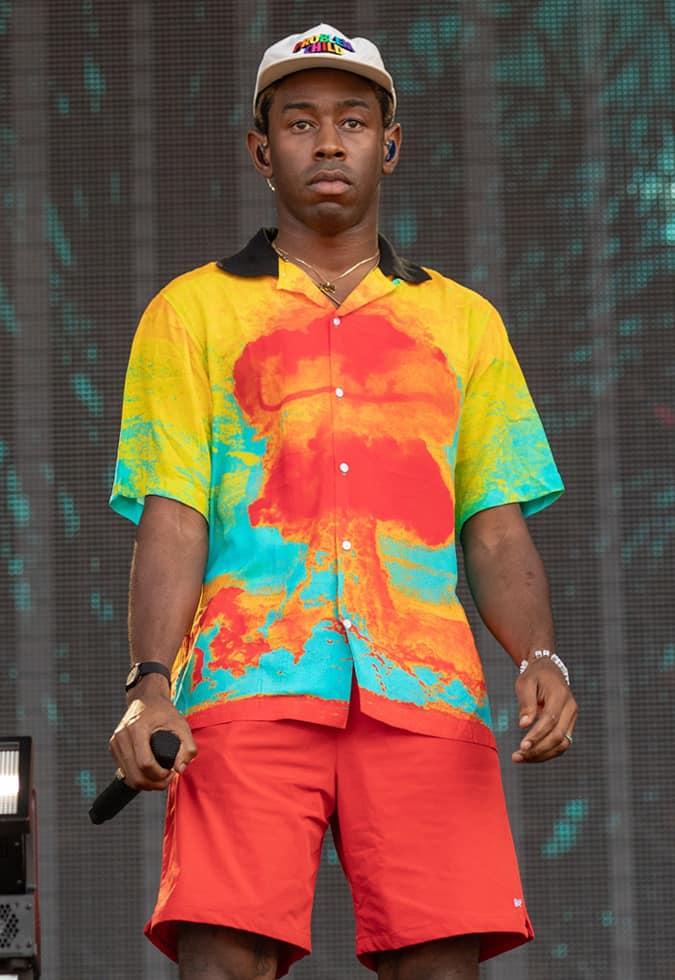Tyler The Creator Looks
