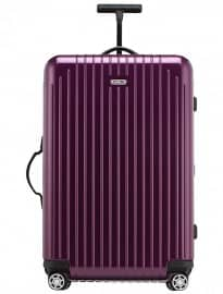 Rimowa Salsa Air 4-wheel Cabin Spinner Suitcase Violet Rimowa