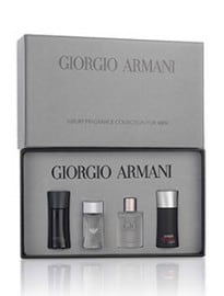 Giorgio Armani Luxury Fragrance Collection For Men