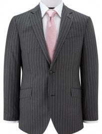 Austin Reed Contemporary Fit Bold Stripe Suit