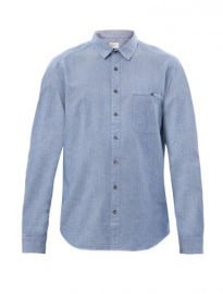 Jean Machine City Chambray Shirt 172816