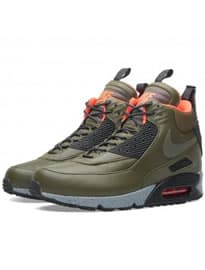 Nike Air Max 90 Sneakerboot Winter Dark Loden & Black