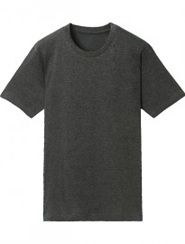Uniqlo Men Dry Packaged Crew Neck Short Sleeve T-shirt