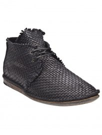 Bruno Bordese Low Laced Leather Boot