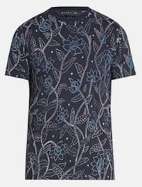 Etro Floral-print Cotton T-shirt