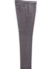 He By Mango Prince Of Wales Suit Trousers