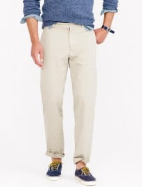 J. Crew Broken-in Chino In 1040 Classic Fit