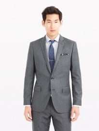 J. Crew Ludlow Suit Jacket With Double Vent In Italian Worsted Wool