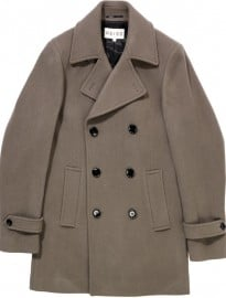 Reiss Hawley Db Peacoat Deer