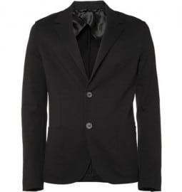 Lanvin Deconstructed Cotton-blend Jacket