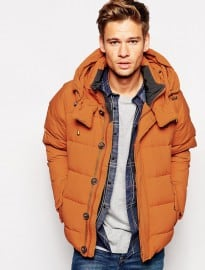 Selected Premium Padded Jacket