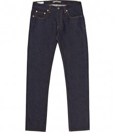 Reiss Freeport Raw Selvedge Denim Indigo