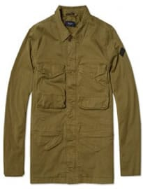 Paul Smith Multi Pocket Field Jacket