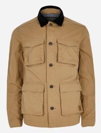 River Island Jack & Jones Originals Stone Field Jacket