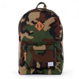 Herschel Supply Co. Heritage 20oz Canvas Backpack - Camo Cordura