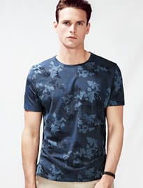 Men S Autumn Winter 2014 Print Trend Florals Fashionbeans
