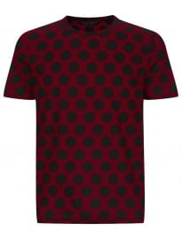 Burberry Prorsum Large Polka Dot T-shirt