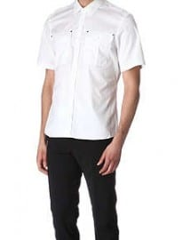 Belstaff Darton Short-sleeved Shirt
