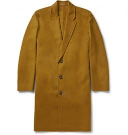 Acne Studios Charles Oversized Wool And Cashmere-blend Coat