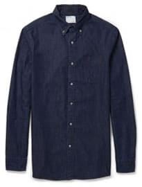 Alex Mill Button-down Collar Denim Shirt