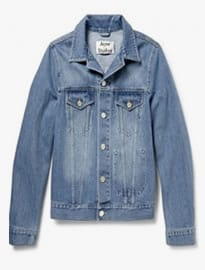 Acne Studios Jam Denim Jacket