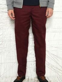Dickies X Uo Maroon Collville Slim Trousers
