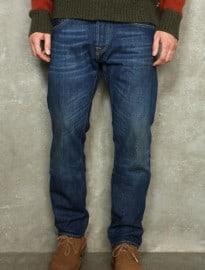 Edwin Ed-71 Burner Wash Shuttle Jeans