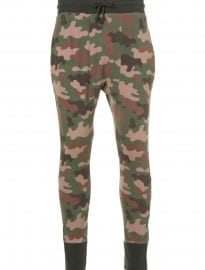 Topman Camouflage Jogging Bottoms