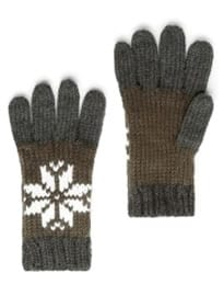 He By Mango Knit Gloves