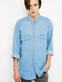 Vintage Renewal Denim Shirt