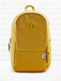 Herschel Nelson Copper 22l Backpack In Mustard