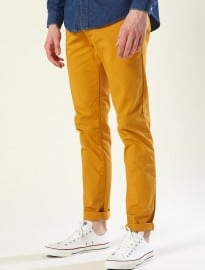 Topman Sunflower Yellow Skinny Chino