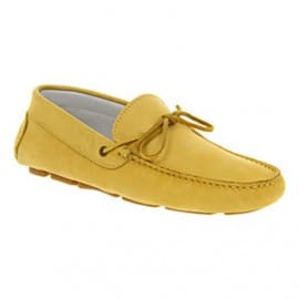 Ask The Missusocean Driver Yellow Nubuck