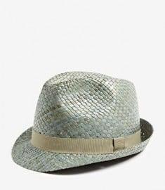 Reiss Usaine Brim Paper Hat