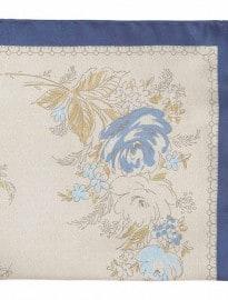 Reiss Doulton Floral Print Hank Sand