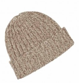 Reiss Jay Rib Knit Hat Heather